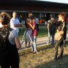 Animation au Teich